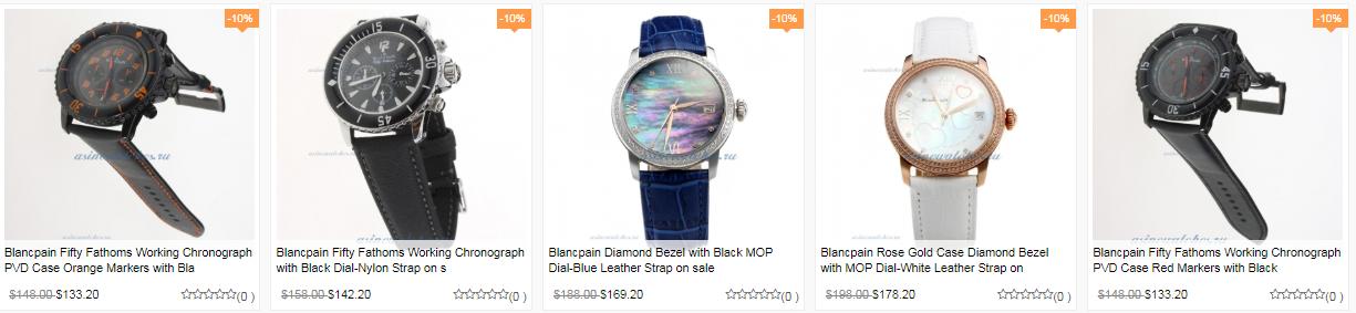 Blancpain Replica Watches